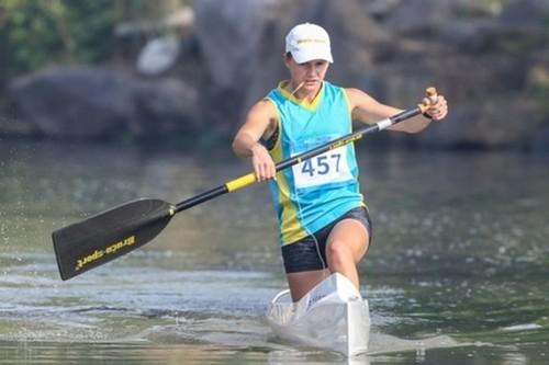 Украинка Бабак выиграла два золота ЧМ-2019 в марафонской гребле