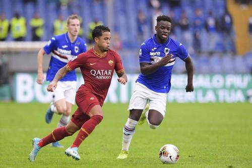 Сампдория - Рома - 0:0. Обзор матча
