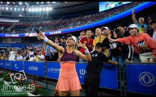 ФОТО. Ястремская летит в Чжухай на малый финал WTA