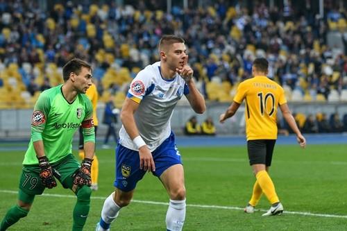 Динамо забило 250-й мяч во всех турнирах под руководством Михайличенко