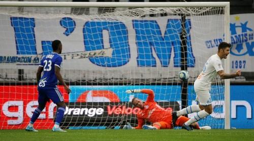 Марсель прервал серию без побед выигрышем над Страсбургом