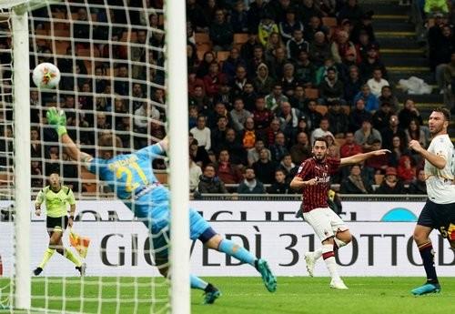 Милан выдал худший старт в Серии А за семь лет