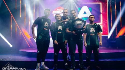 Alliance – чемпіон DreamLeague Season 12