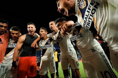 Гэлакси Ибрагимовича вышел во второй раунд плей-офф MLS