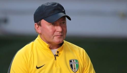 Владимир ШАРАН: «Не понял, почему арбитр не дал пенальти в ворота Динамо»