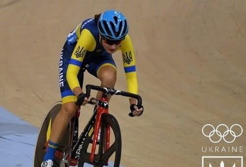 Украина – девятая в медальном зачете чемпионата Европы по велотреку
