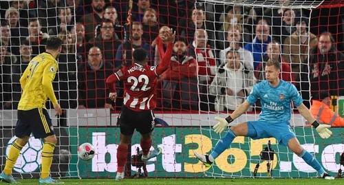 Шеффілд Юнайтед завдав Арсеналу другої поразки в сезоні