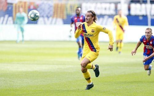 Барселона выплатит Атлетико €15 миллионов по делу Гризманна