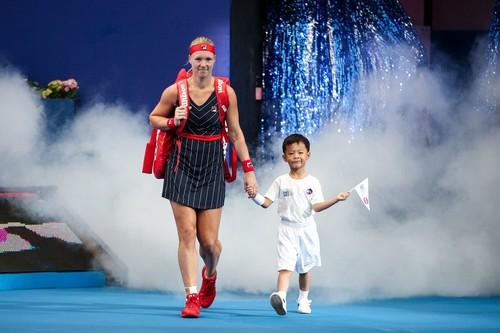 WTA Elite Trophy. Бертенс обіграла Векич