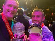 ФОТО. «Олександр Узик» – WBC написав прізвище українця з помилкою