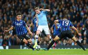 Манчестер Сити – Аталанта – 5:1. Видео голов и обзор матча