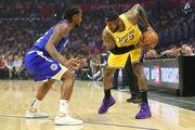 НБА. Клипперс обыграли Лейкерс в лос-анджелесском дерби