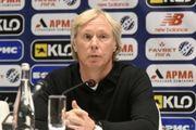 Прес-конференція Михайличенка перед матчем Динамо - Копенгаген. LIVE