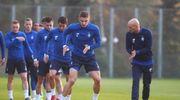Динамо провело тренировку перед матчем с Копенгагеном