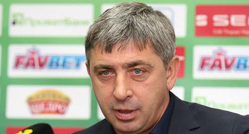 Александр СЕВИДОВ: «С Загребом будет сложнее, чем против Аталанты»