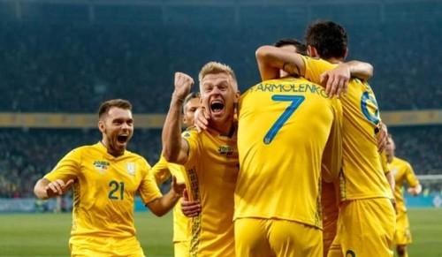 Праздник до 5 утра: сборная Украины активно отмечала выход на Евро-2020