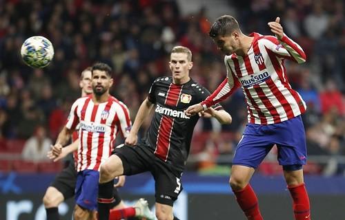 Атлетико – Байер – 1:0. Видео голов и обзор матча