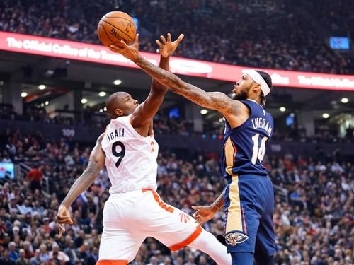 НБА. Торонто обыграл Нью-Орлеан в стартовом матче сезона