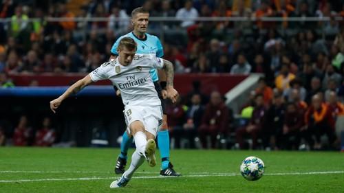 Галатасарай – Реал – 0:1. Видео голов и обзор матча