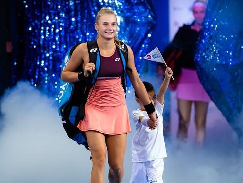 Ястремська виграла дебютний матч в Чжухаї