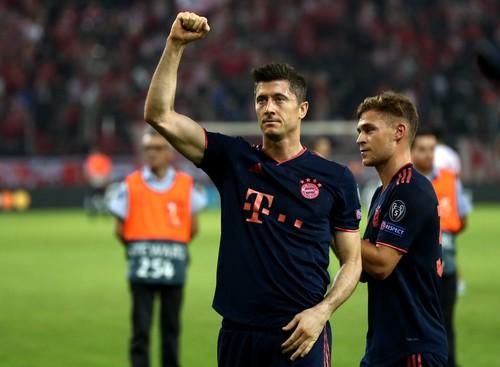 Олимпиакос – Бавария – 2:3. Видео голов и обзор матча
