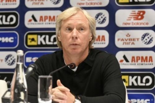 Пресс-конференция Михайличенко перед матчем Динамо – Копенгаген. LIVE