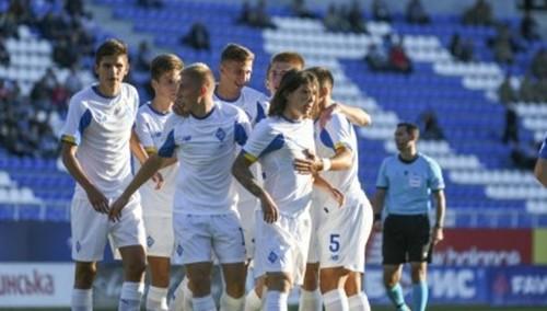 Юношеская Лига УЕФА. Динамо сыграло вничью и идет дальше