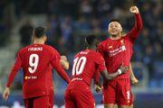 Группа E. Наполи и Ливерпуль берут по три очка и отрываются от соперников