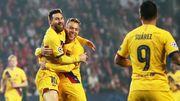 Суперники Барселони в останніх двох сезонах ЛЧ забили 7 автоголів