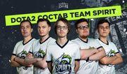Team Spirit представила новый состав по Dota 2