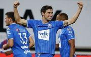 Яремчук забил за Гент в Лиге Европы