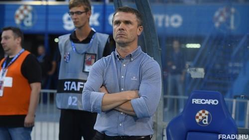 Сергей РЕБРОВ: «Не считаю, что киевское Динамо – зона комфорта»