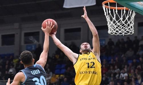 Киев-Баскет обыграл Днепр в украинском дерби Кубка Европы ФИБА