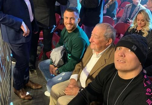 Ломаченко возглавляет обновленный рейтинг P4P от The Ring