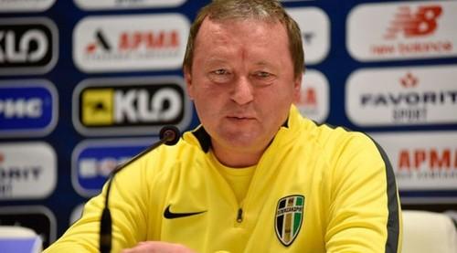 Владимир ШАРАН: «Хотим доказать, что деньги в футбол не играют»