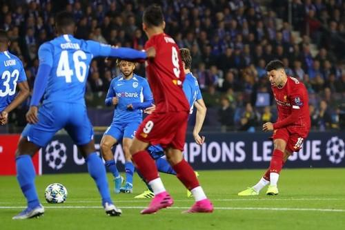 Генк – Ливерпуль – 1:4. Видео голов и обзор матча