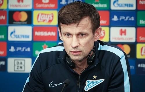Сергей СЕМАК: «Со стороны Зенита пошла сумбурная игра»