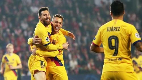 Соперники Барселоны в последних двух сезонах ЛЧ забили 7 автоголов