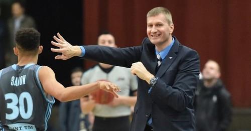 Тренер БК Дніпро: «Вже втомився від питань про Санона і Коломойського»