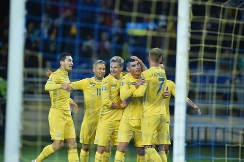 Рейтинг ФИФА. Украина поднялась на 3 позиции