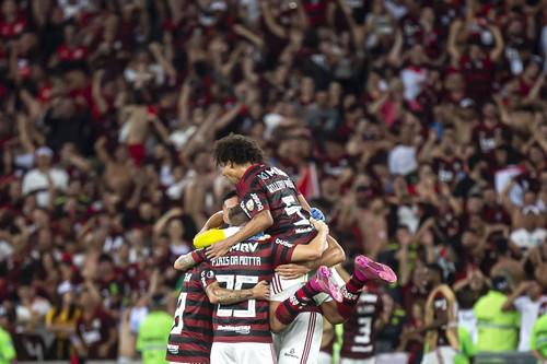 Ривер Плейт и Фламенго сыграют в финале Кубка Либертадорес