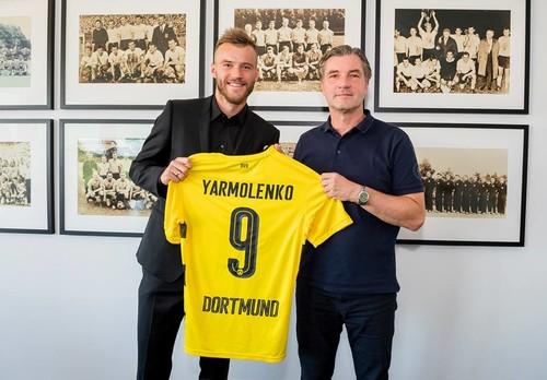 ФИФА открыла дело против Динамо по трансферу Ярмоленко