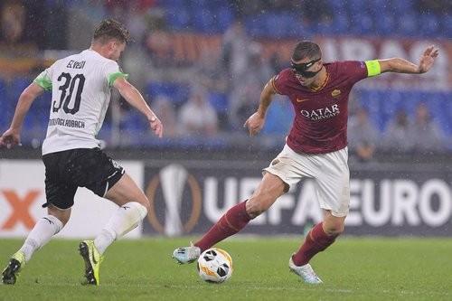 Рома — Боруссія М — 1:1. Відео голів та огляд матчу