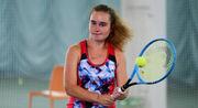 Снигур с тремя победами вышла в полуфинал юниорского Итогового турнира
