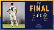 Лос-Анджелес - Лос-Анджелес Гелаксі - 5:3. Відео голів та огляд матчу