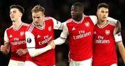 Арсенал - Витория - 3:2. Видео голов и обзор матча