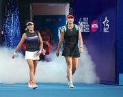 Определилась пара соперниц Люды Киченок в финале малого Итогового турнира