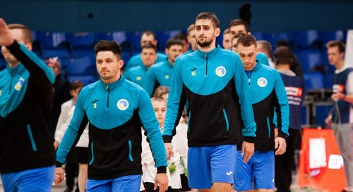 Сборная Украины по гандболу уступила чемпиону Африки