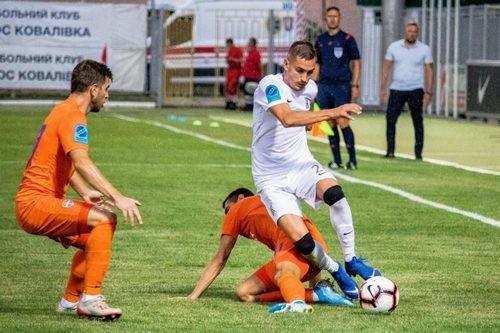 Мариуполь – Колос – 2:0. Текстовая трансляция матча