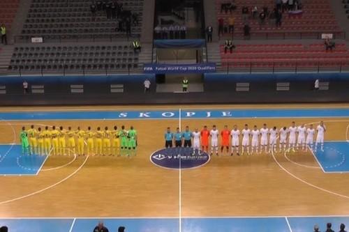 Украина сыграла вничью со Словенией в основном раунде квалификации ЧМ-2020